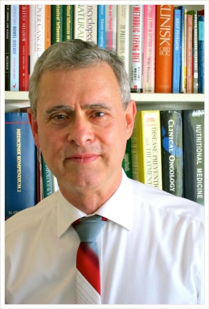 Læge Bruce Kyle har arbejdet med integreret medicin siden 1989